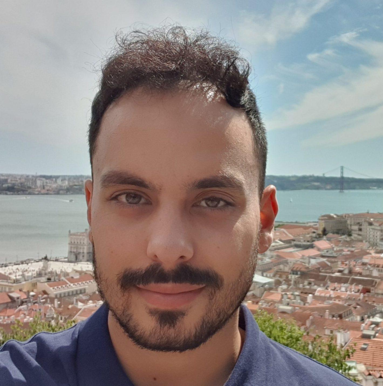 I'm Cristóvão Alves